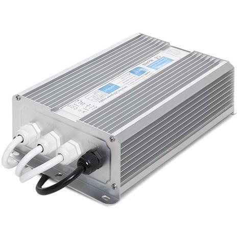 Transformador LED 220VAC/24VDC 250W 10,5A IP67 (CP-24-250-IP67)
