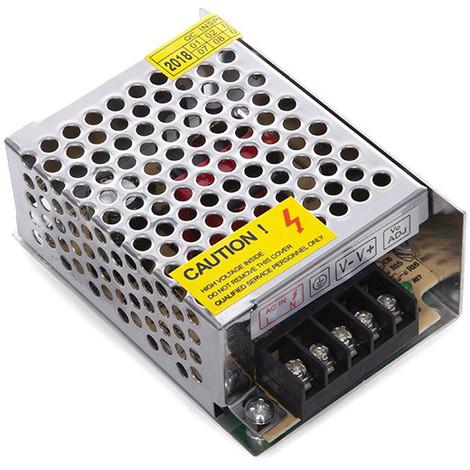Transformador LED 25W 24VDC 1,1A IP25 (HZ-MPS-25W24V)