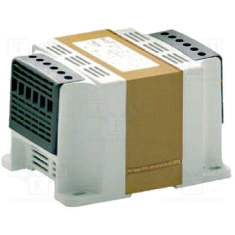 Transformador Seguridad 300va 230vca 12v Ip20 Din Df-660350010