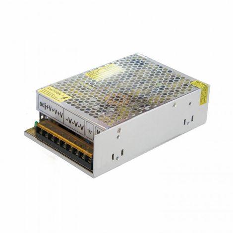 Transformador tira LED 12V 10 Amperios hasta 120W