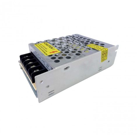 Transformador tira LED 12V 2 amperios hasta 25W