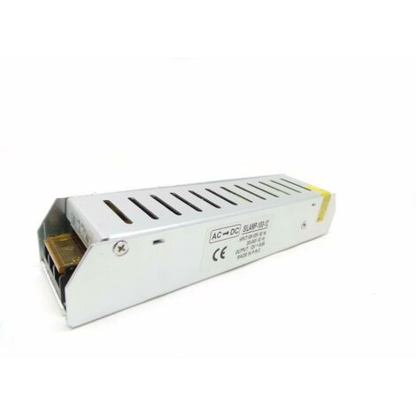 Transformateur 220V 12V 100W 8.5A - SILAMP
