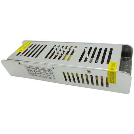 Transformateur 220V 12V 150W DC 12.5A - SILAMP