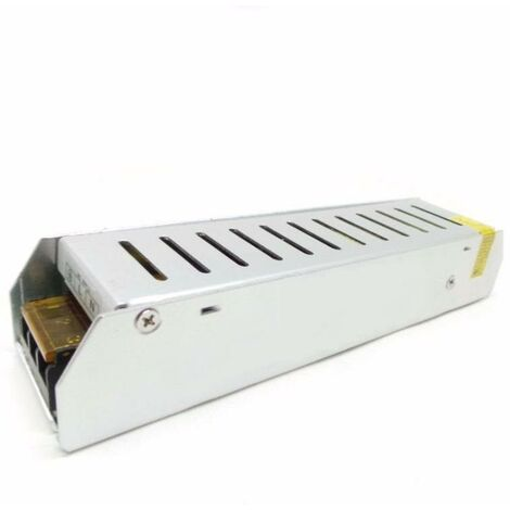 Transformateur 220V 12V 80W DC 6.66A - SILAMP