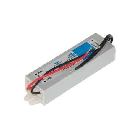 Transformateur 220V 12V IP67 15W DC 1.25A