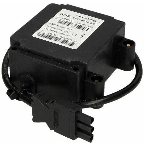 "main image of ""Transformateur allumage W-ZG01"""