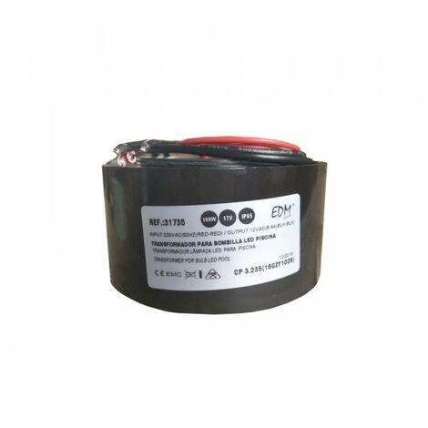 Transformateur d'alimentation pour éclairage led piscine 100w ac12v ip65