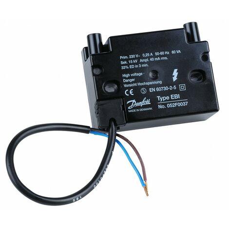 """main image of """"Transformateur d'allumage fioul type EBI avec câble"""""""
