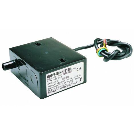 Transformateur d'allumage gaz type TC1 33%