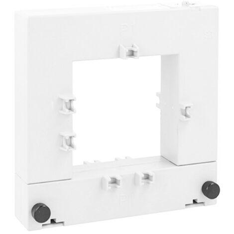 Transformateur de courant, charnières Lovato 500/5A barre de 80x80mm DM2TA0500