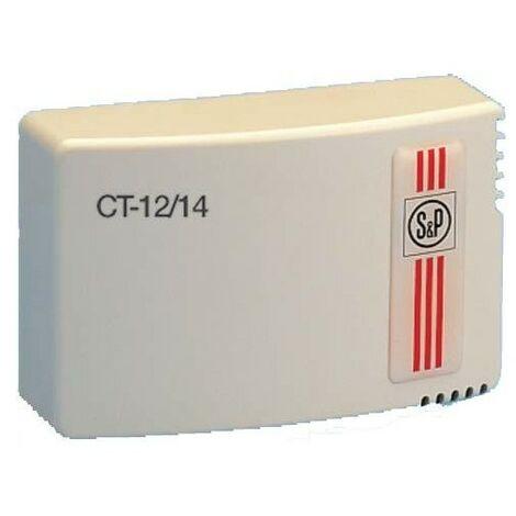 Transformateur de sécurité 230/12V CT 12