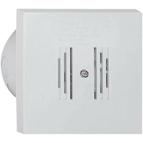Transformateur de sonnette Friedland 404113 4 V/AC, 8 V/AC, 12 V/AC 1 A