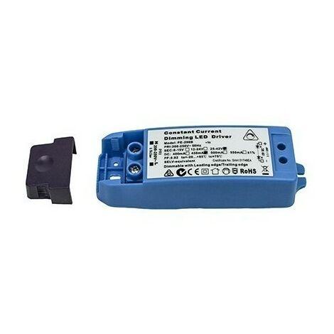 Transformateur dimmable 20W TRIAC - DeliTech®
