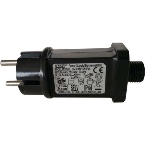 """main image of """"Transformateur Guirlande LED 31V 15W IP44 - SILAMP"""""""