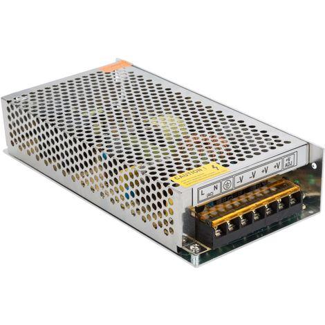 Transformateur LED 12VDC 200W/17A IP25 (KD-TRIP25200W17A)
