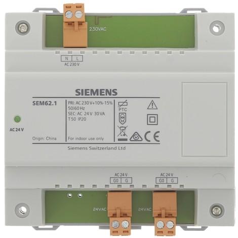 Transformateur modulaire Réf BPZ: SEM62.1 SIEMENS
