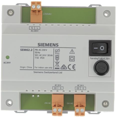 Transformateur modulaire Réf BPZ: SEM62.2