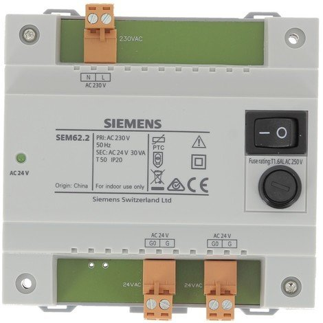 Transformateur modulaire Réf BPZ: SEM62.2 SIEMENS