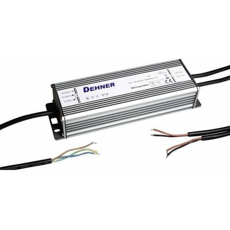 Transformateur pour LED à tension constante Dehner Elektronik SPE150-24VLP SPE150-24VLP 150 W 0 - 6.25 A 24 V/DC 1 pc(s