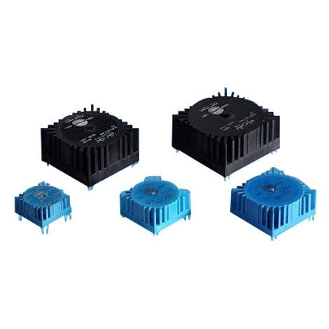 Transformateur torique, Vin 2 x 115V, Vout 2 x 15V, 7VA