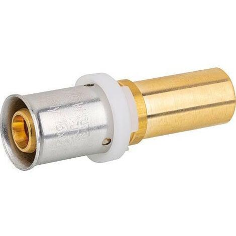 "main image of ""Transistion a sertir pour tube multicouche 26x3-22mm, WS-Press, TH-profil"""