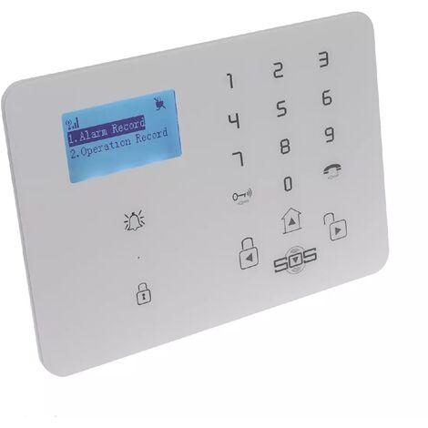 Transmetteur GSM KP-9 2G+3G - compatible toute centrale d'alarme (gamme KP)