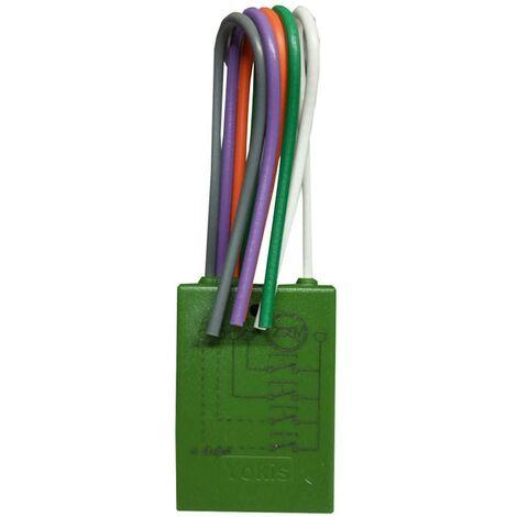 Transmisores de Radio Urmet empotrado de 4 canales E4BPP Yokis 5454427