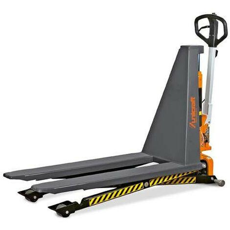 Transpaleta y mesa elevadora con tijera PHH 1003 E