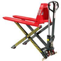 Transpalette à grande levée, hydraulique manuelle, standard force 1000 kg