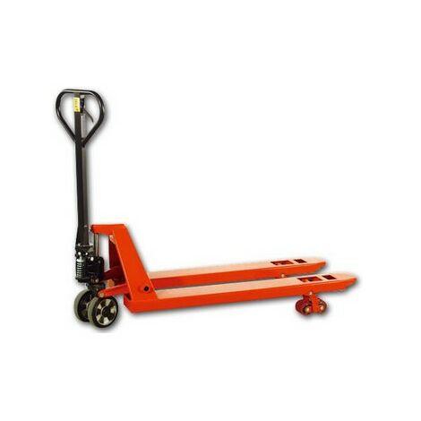 Transpalette manuel bleu - 2.5 tonnes