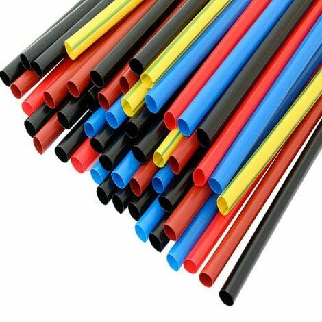 Transparent thermorétractable tube de 4,8 / 2,4 manchon de câble de longueur de fil de protection de 1m