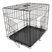Transport cage dog kennel Wire box Transport box foldable XS