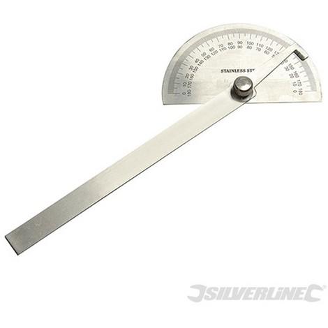 Transportador de ángulos (150 mm)