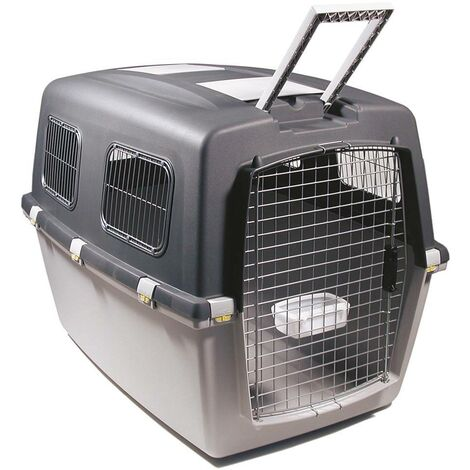 Transportador Gulliver para perros y gatos homologado por la IATA para trenes de coches aéreos Gulliver