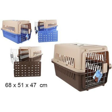 Transportin Mascotas 68x51x47cm