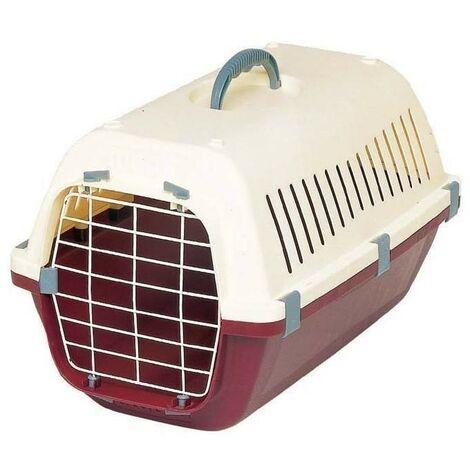 Transportin para gatos o perros pequeños 32x48x31 cm