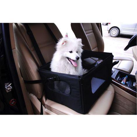 Transportín Trotter para mascotas Transportín con puerta de metal PARA PERROS PARA GATOS l 47,5 x P 38 x H 27,5 cm