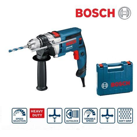 """main image of """"Trapano elettrico battente autoserrante professionale 750W in valigetta Bosch Professional - GSB 16 RE"""""""