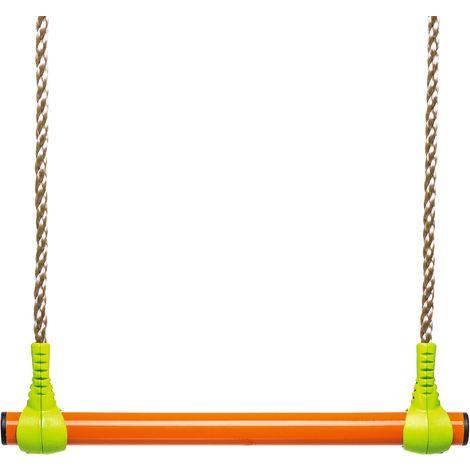 Trapèze à portique Amca - Longueur 3 à 3,5 m - Vert