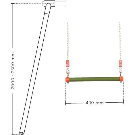Trapèze - Accessoire balançoire
