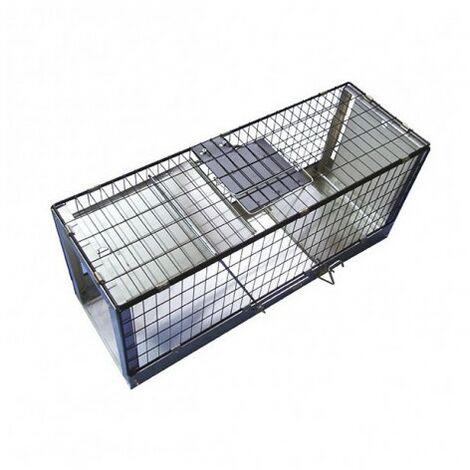 Trappe de capture pliante Désignation : Trappe de capture | Modèle : Pour chats | Longueur : Trappe de capture | Largeur : Pour chats | Hauteur : Trappe de capture MORIN 185470