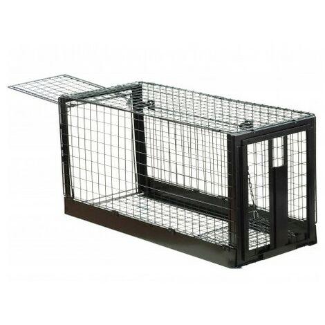 Trappe de capture pliante Désignation : Trappe de capture | Modèle : Pour chiens | Longueur : Trappe de capture | Largeur : Pour chiens | Hauteur : Trappe de capture MORIN 185321
