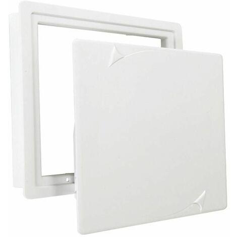 Trappe de visite 30x30 Blanc