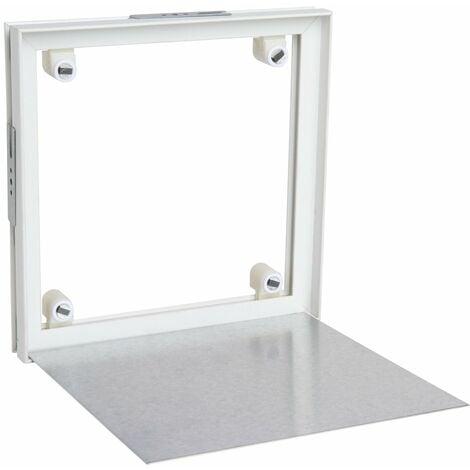 """main image of """"Trappe de visite à carreler Semin - 200 mm x 200 mm - spécial accès sous baignoire - pièces humides et salle de bain"""""""