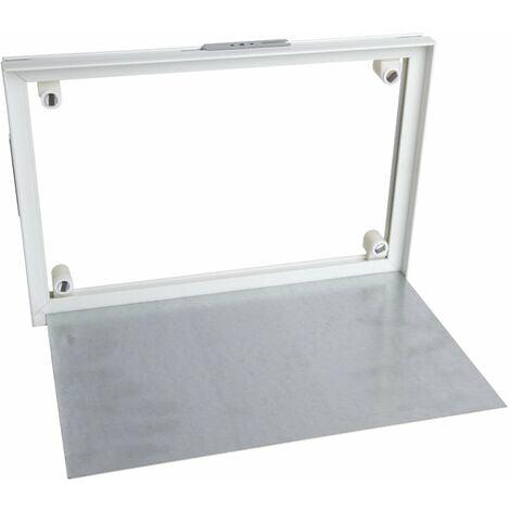 """main image of """"Trappe de visite à carreler Semin - 200 mm x 250 mm - spécial accès sous baignoire - pièces humides et salle de bain"""""""