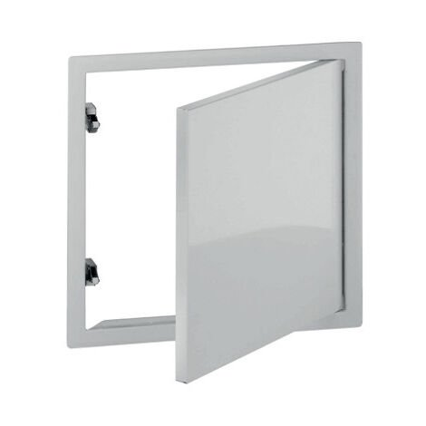 Trappe de visite en acier laqué blanc Placo® - 500*600 mm