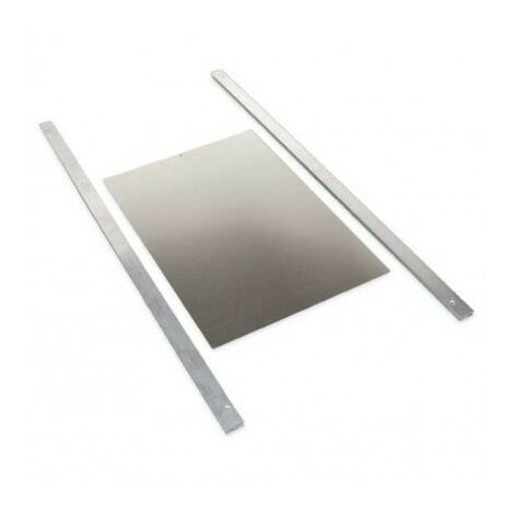 Trappe Poulailler Aluminium Large
