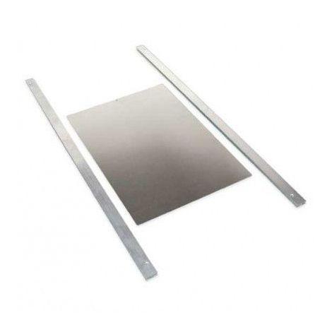 Trappe Pour Portier Électronique Poulailler En Aluminium Taille Large