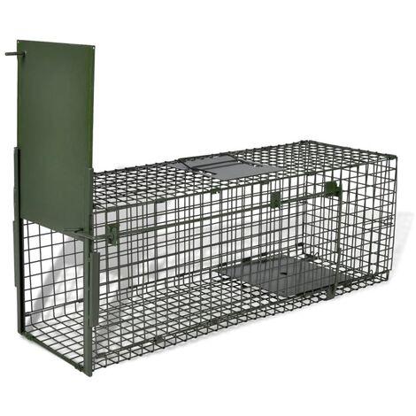 Trappola per Animali Vivi con 1 Porta