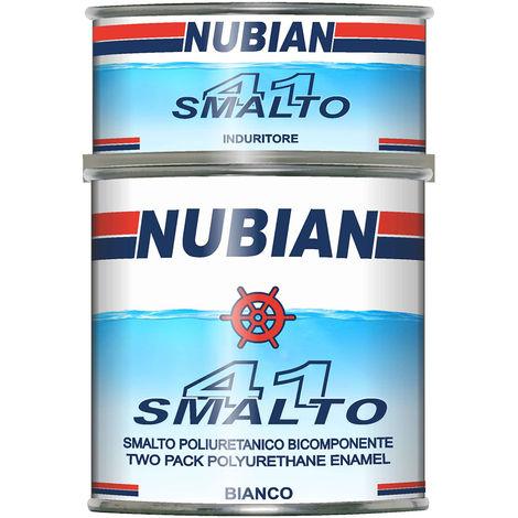 Trasparente41 nubian vernice poliuretanica bi-componente brillante 750 ml